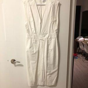 Aritzia Babaton White Dress